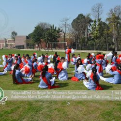 Faisalabad College for Woman Samnabad~22