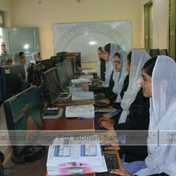 Computer Lab - Faisalabad College For Women~12