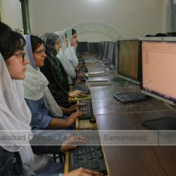 Computer Lab - Faisalabad College For Women~8